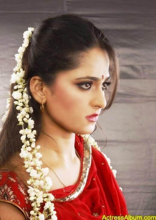 Anushka Shetty Ever Hot And Sexy Photoshoot Tamil Movie - Actress Album-7937