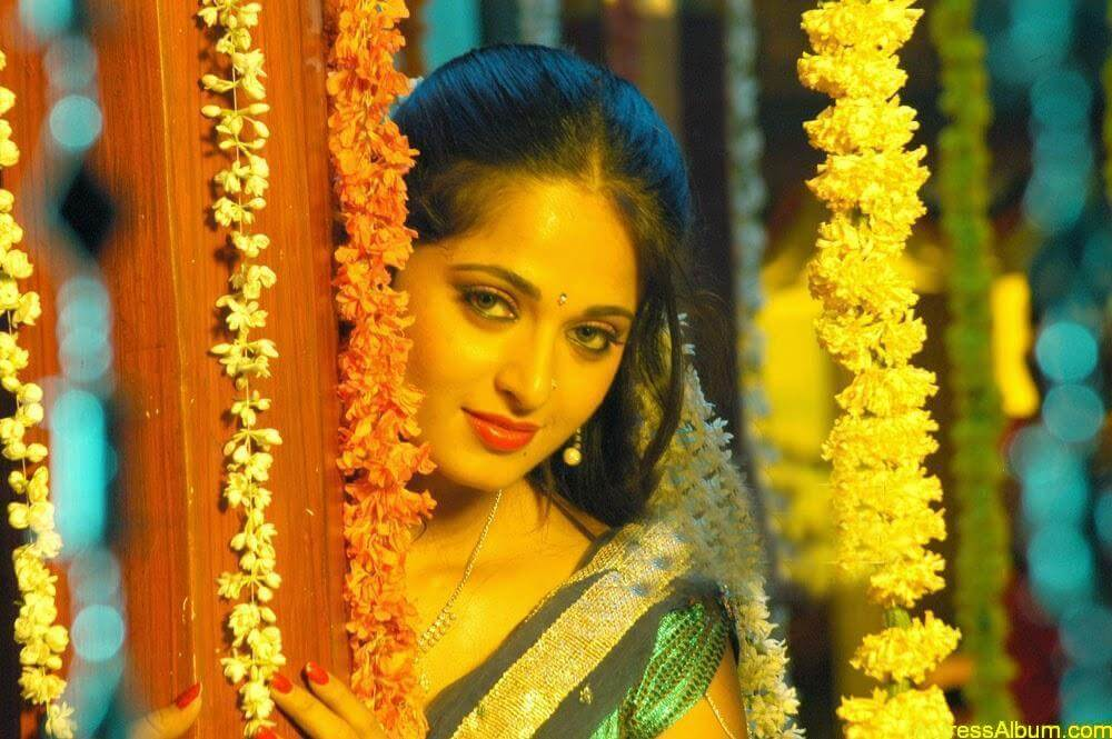 Anushka Shetty Ever Hot And Sexy Photoshoot Tamil Movie -5061