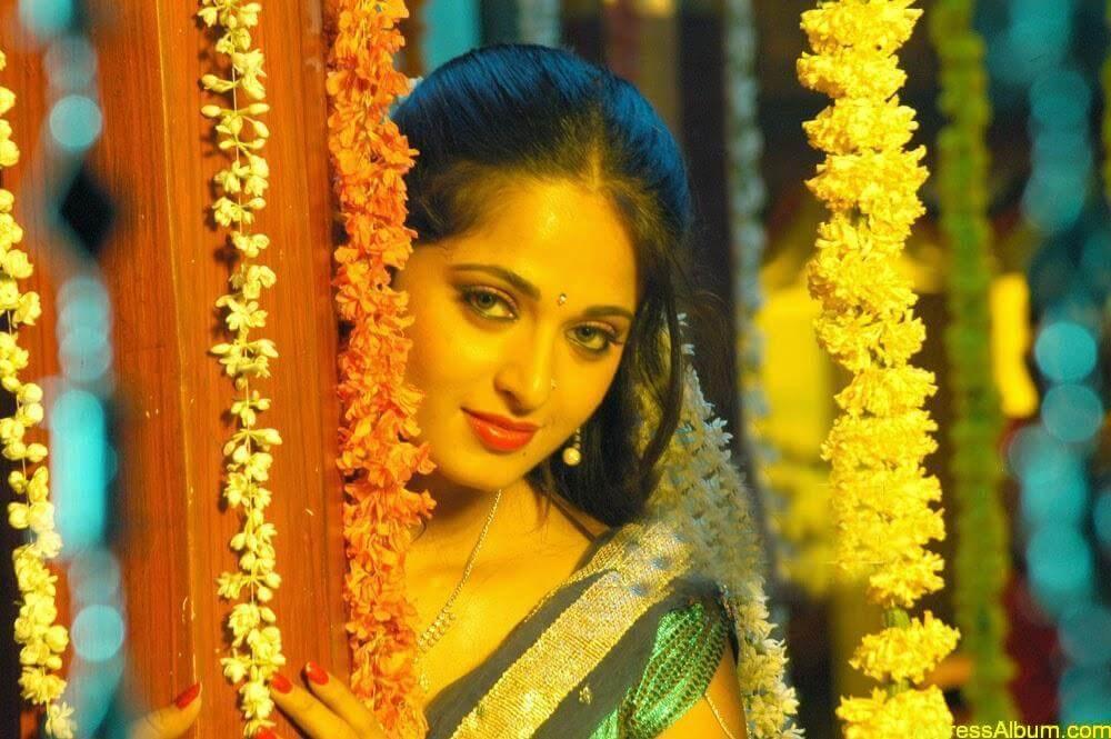 Anushka Shetty Ever Hot And Sexy Photoshoot Tamil Movie -3538