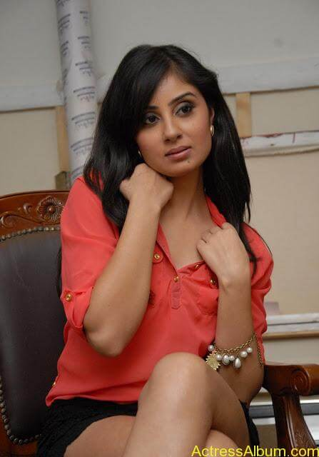 Actress Bhanu Sri Mehara Hot Images At Muse Art (13)