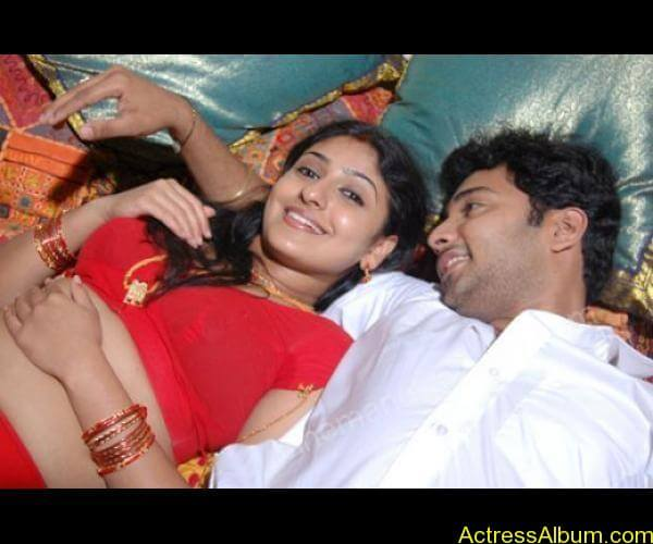 ACTRESS MONICA SEXY RED BLOUSE PHOTO COLLECTIONS12