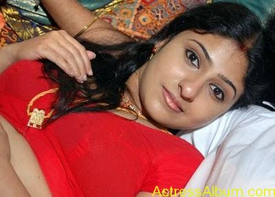 ACTRESS MONICA SEXY RED BLOUSE PHOTO COLLECTIONS13
