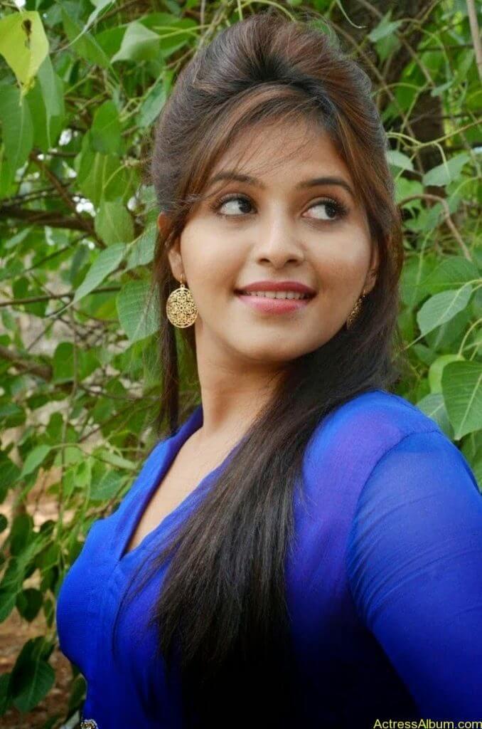Anjali Cute Photos In Kurti At Geethanjali Press Meet (07)