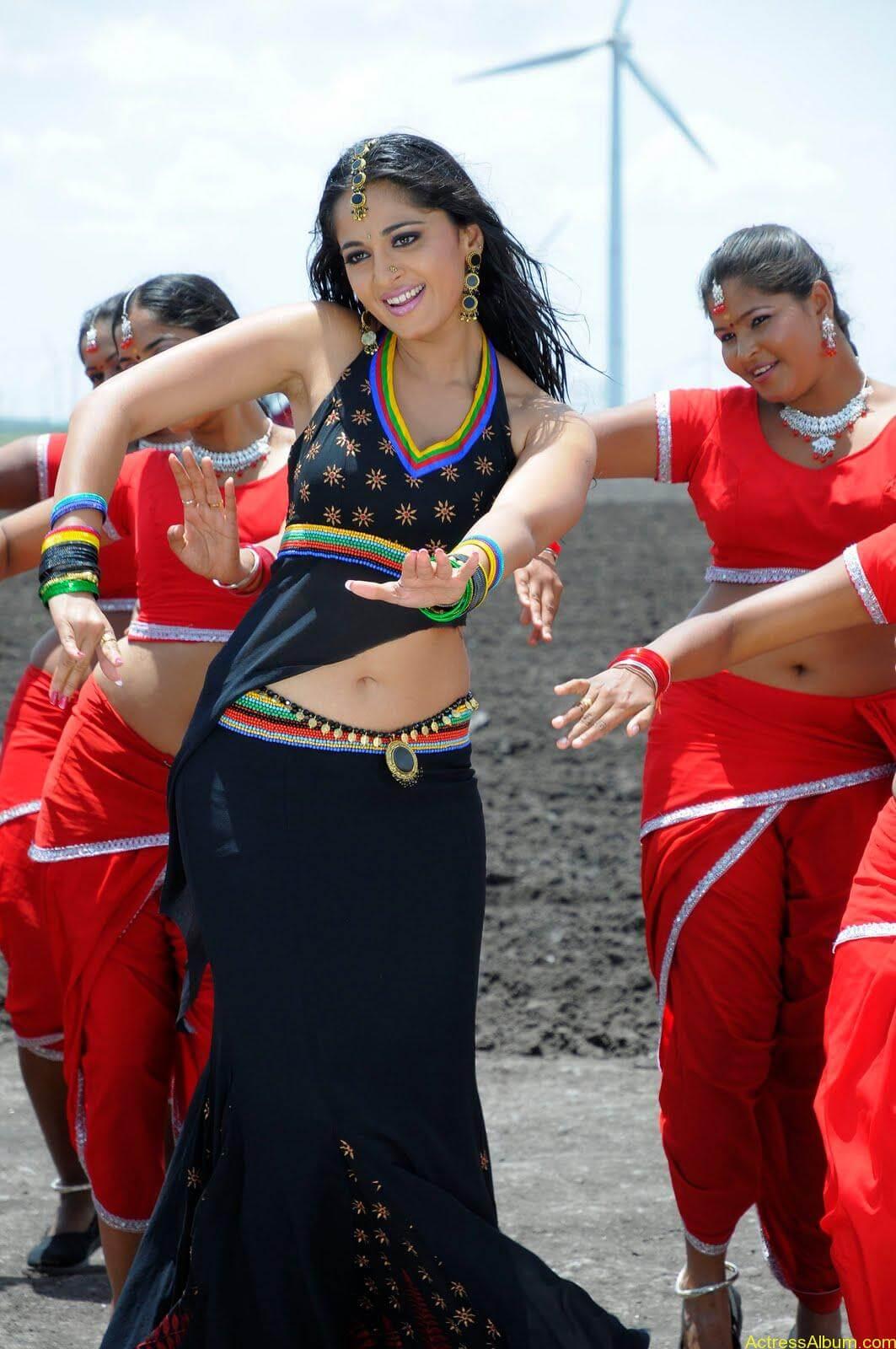 Anushka Hot Stills