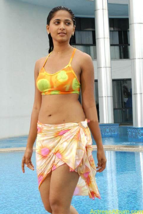Anushka In Bikini