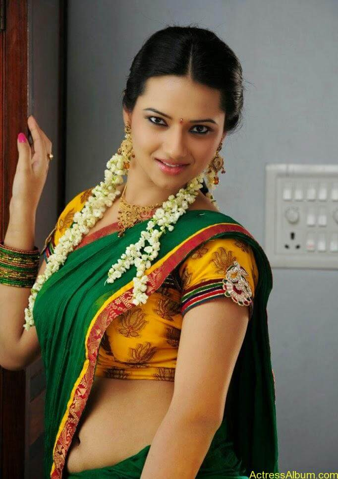 Isha Chawla Hot Photo Shoot Actress Gallery - Actress Album-6794