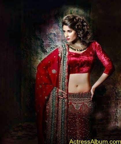 latest Ileana hot saree photoshoot  stills (1)