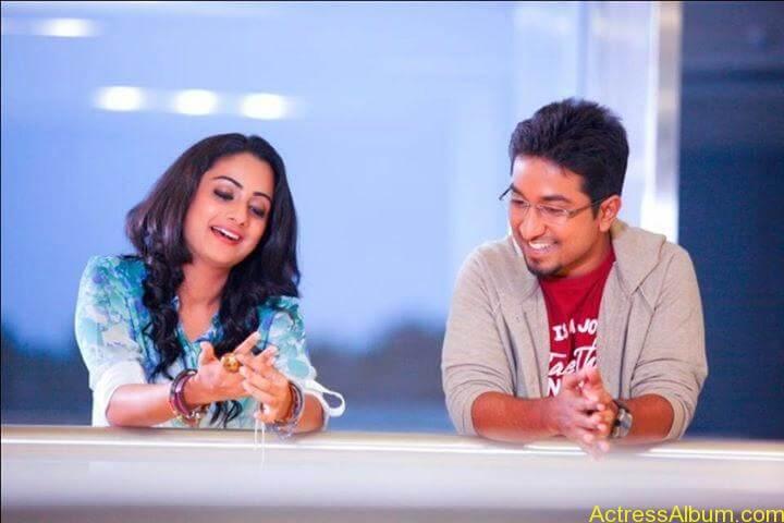 Namitha Pramod With Ormayundo Ee Mugam Team10