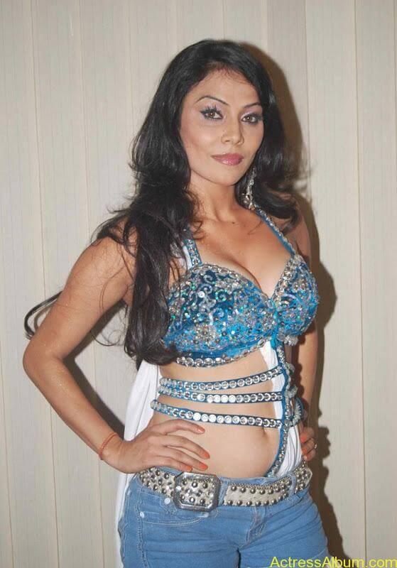 Nikita Rawal navel pics