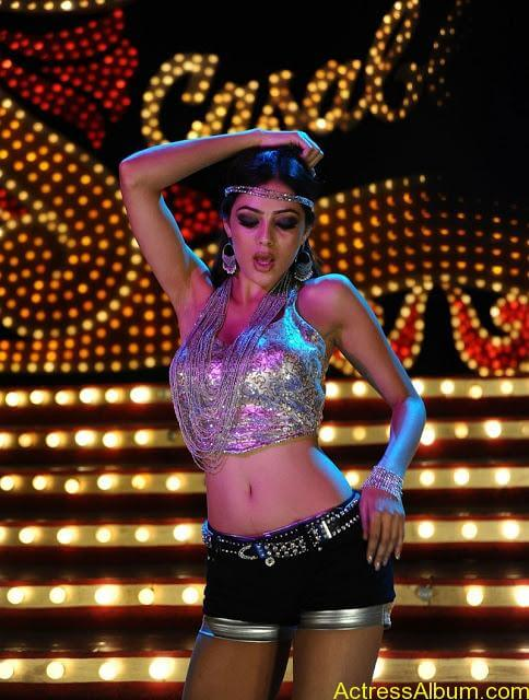 Parvathi Melton Exposing in Spicy Item Song 5