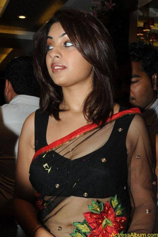 Richa Gangopadhyay Hot Navel and Blouse stills3