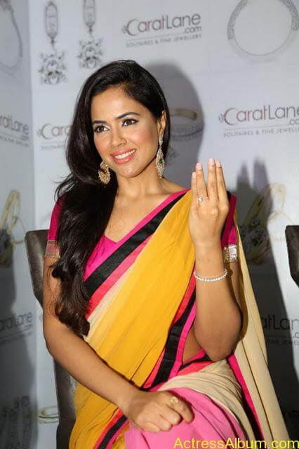 SAMEERA REDDY HOT SAREE COLLECTION9