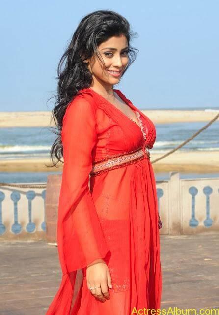 shreya-saran-hot-sexy-red-dress-13