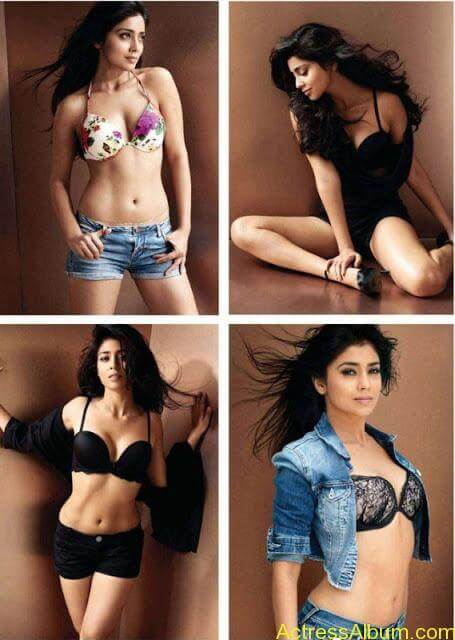 Shriya Saran Hot magazine PhotoShoot