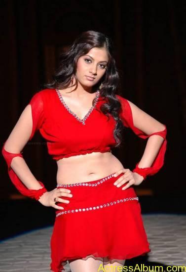 Sindhu Tulani Hot Navel Show 1