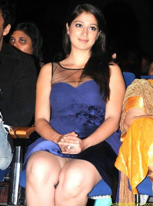 Lakshmi Rai Milky Thighs Shows-2321