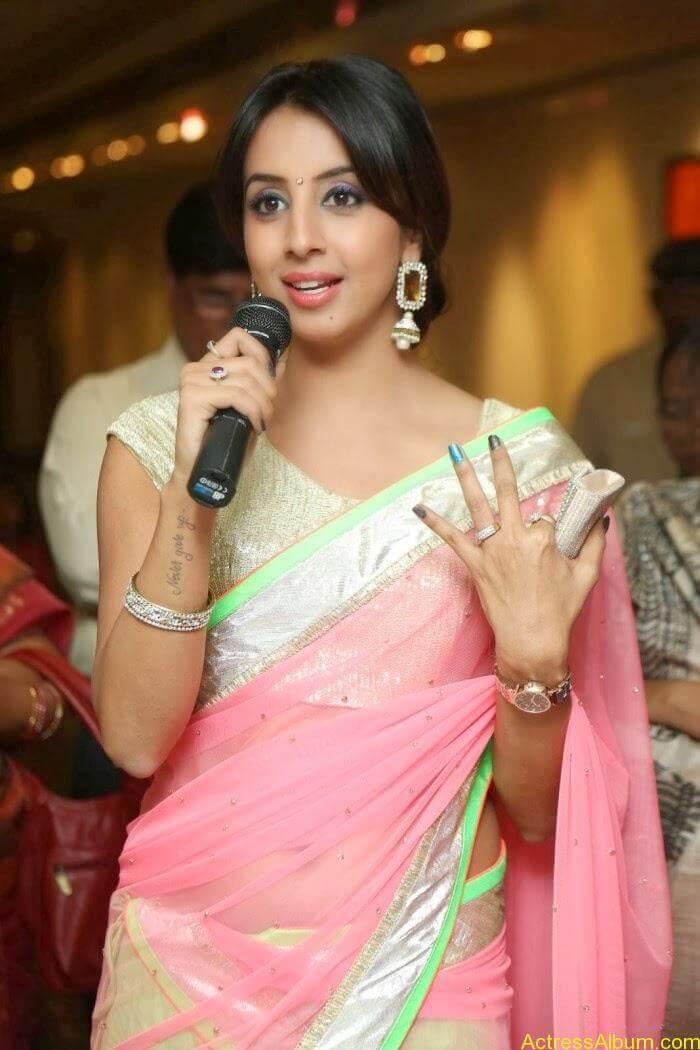South Indian Actress Hot Saree Navel Photos