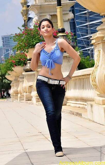 Tamanna Hot In Tight Jeans and Navel Exposed3