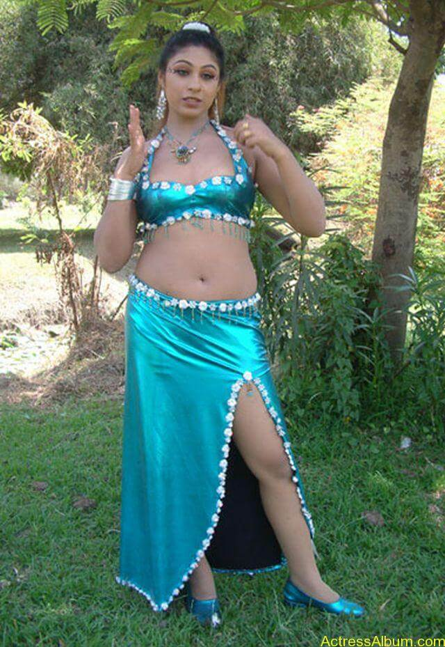 Tamil Actress Laksha Hot Stills 05