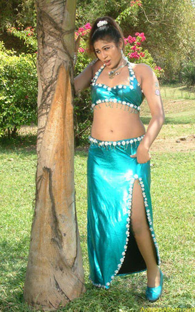 Tamil Actress Laksha Hot Stills 08