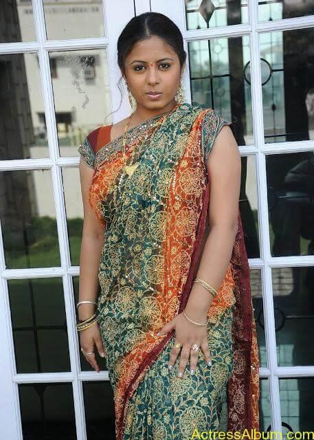 telugu-actress-sunakshi-hot-saree-4