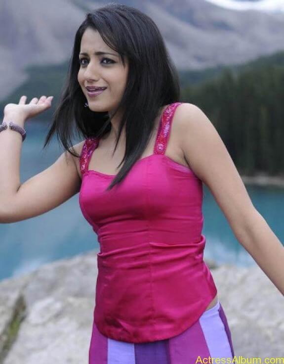 Trisha Cute Stills (9)