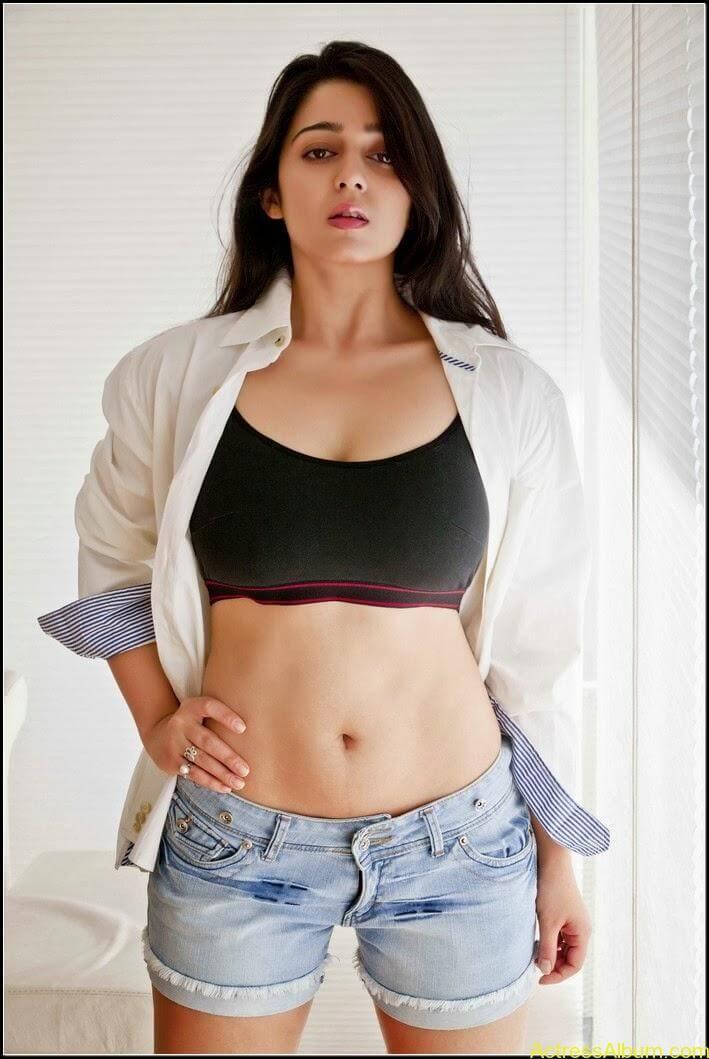 Actress Charmi Spicy Sexy Stills7