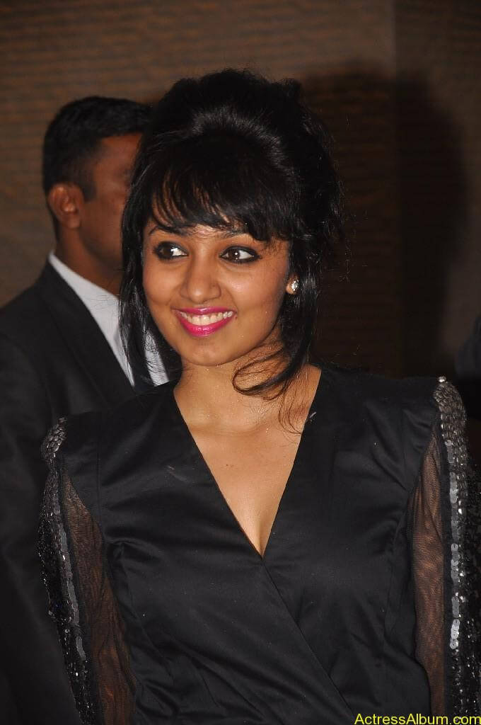 Actress Tejaswi Hot in Awards Function 2