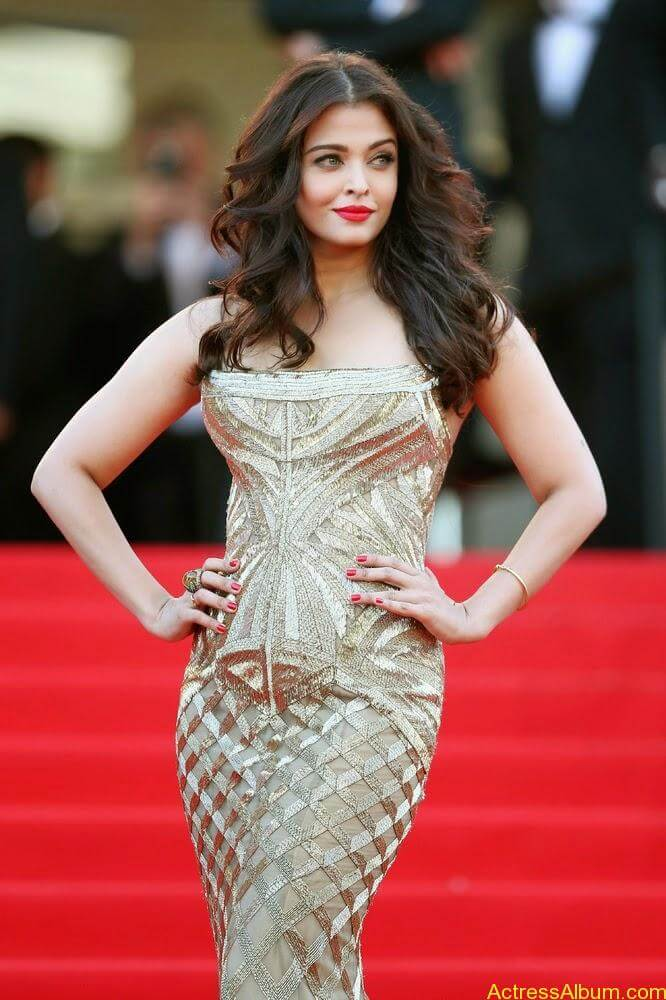 aishwarya rai at cannes film festival (2)