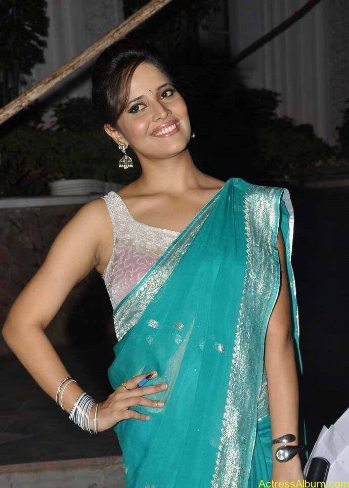 Anchor-Anasuya-in-Transaparent-saree-photos _2_