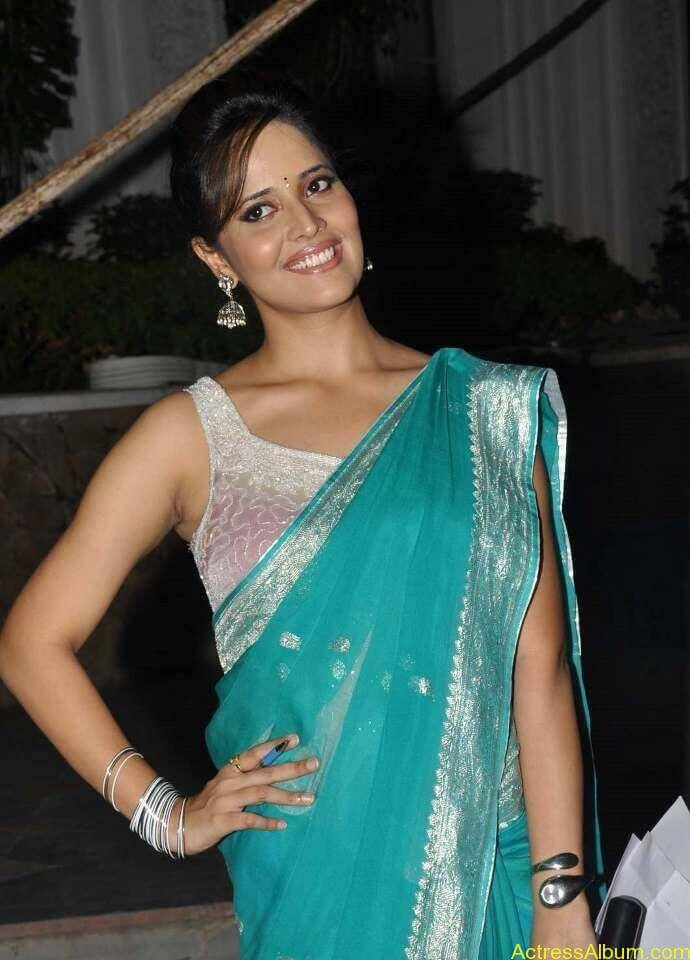 Anchor-Anasuya-in-Transaparent-saree-photos