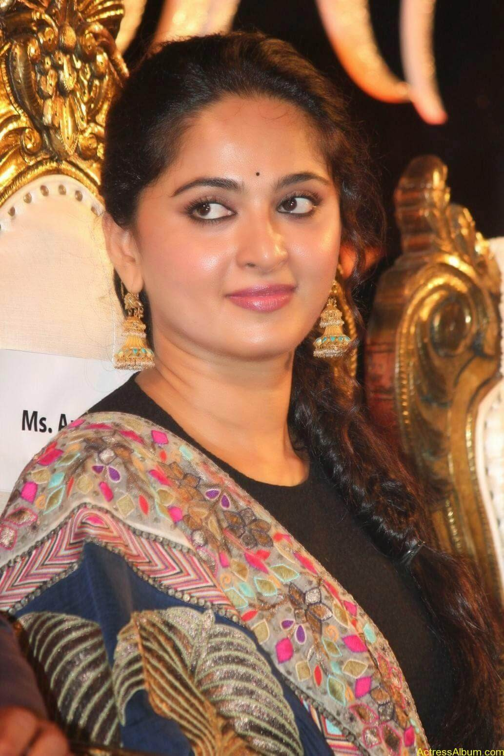 Anushka At Linga Audio Launch (1)