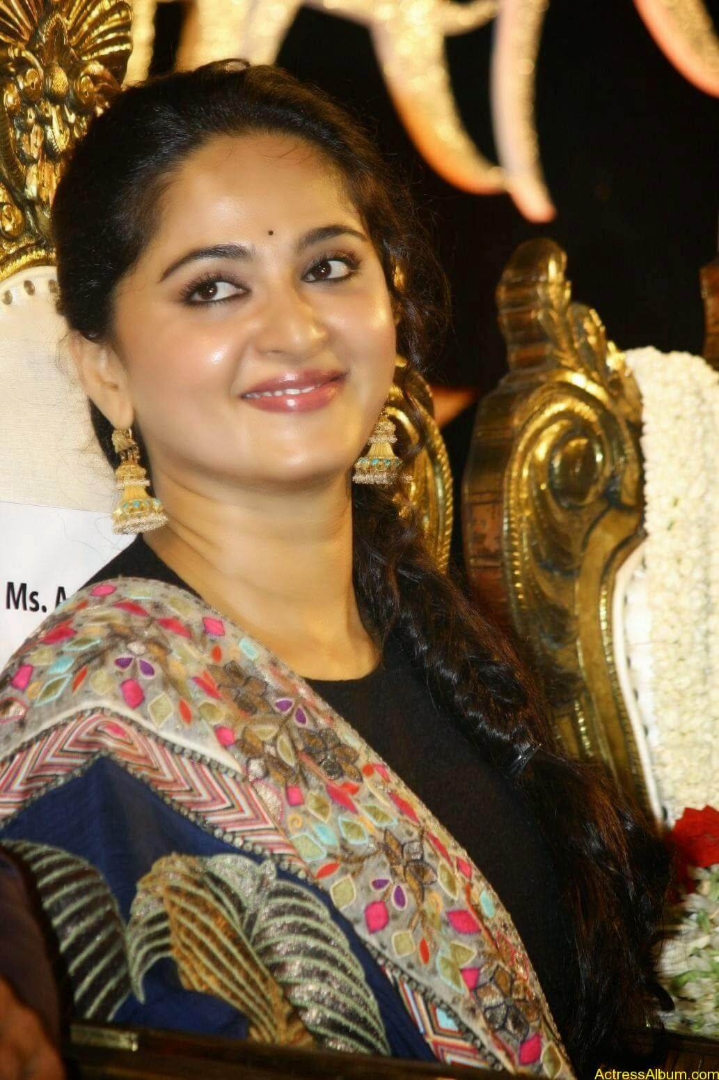Anushka At Linga Audio Launch (8)