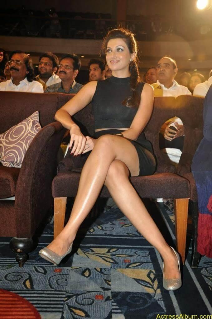 HAMSA NANDINI Exposing Sexy Legs 12