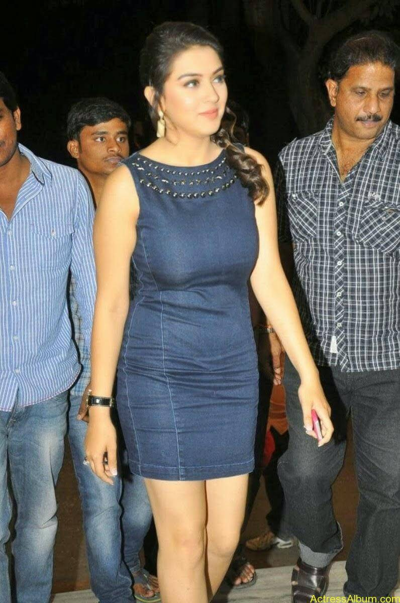 Hansika Hot Thigh Show (4)