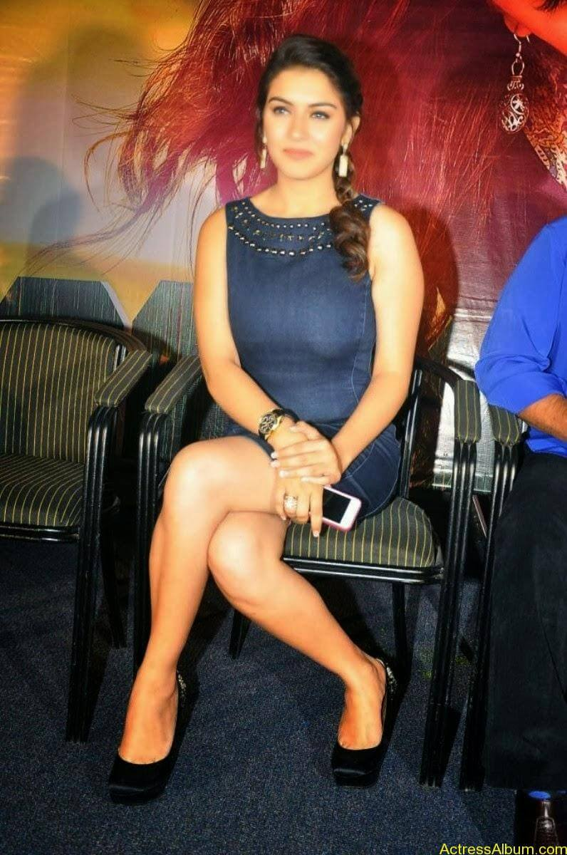 Hansika Hot Thigh Show (5)