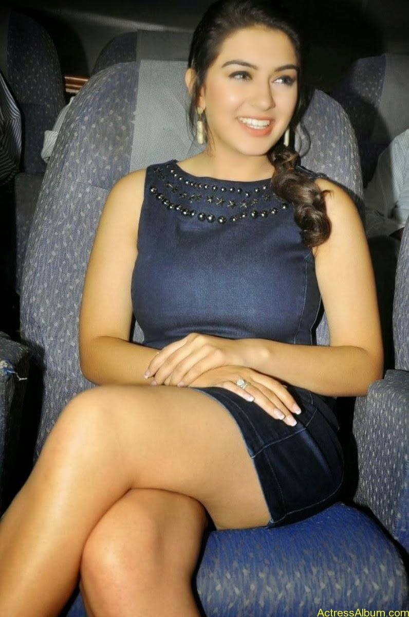 Hansika Hot Thigh Show (9)