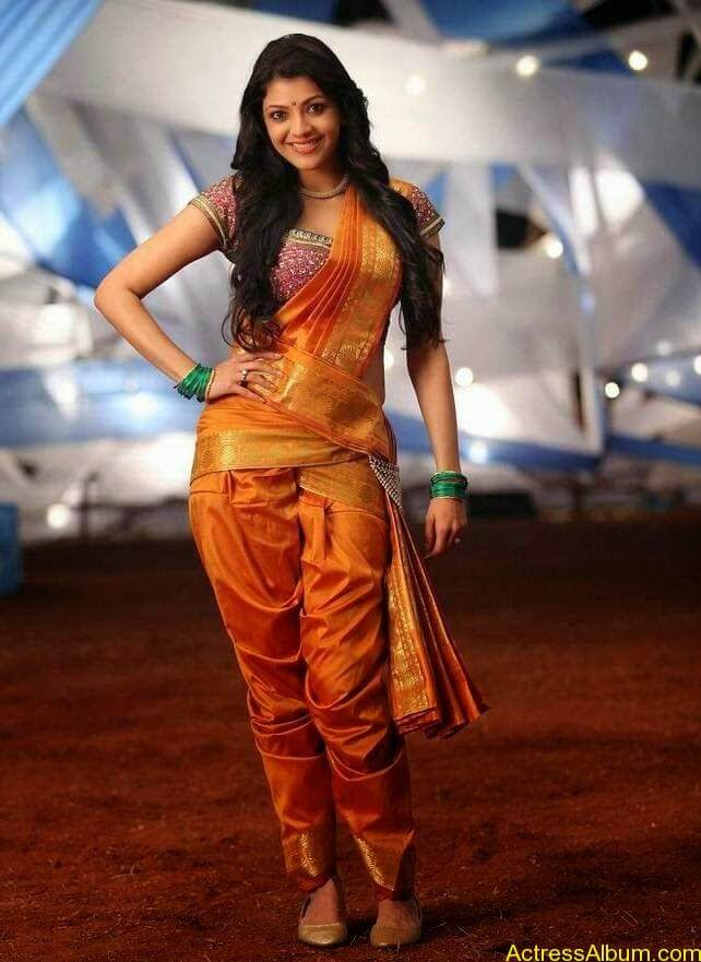 Kajal Hot Saree Pics (3)