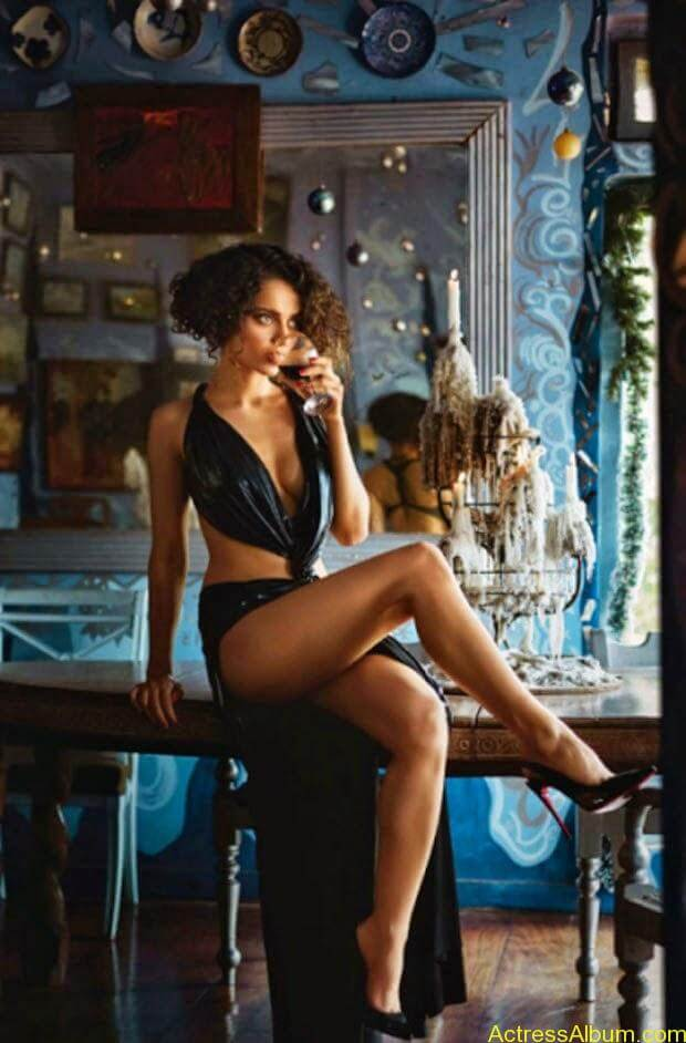 Kangana Ranaut Hot PhotoShoot (4)
