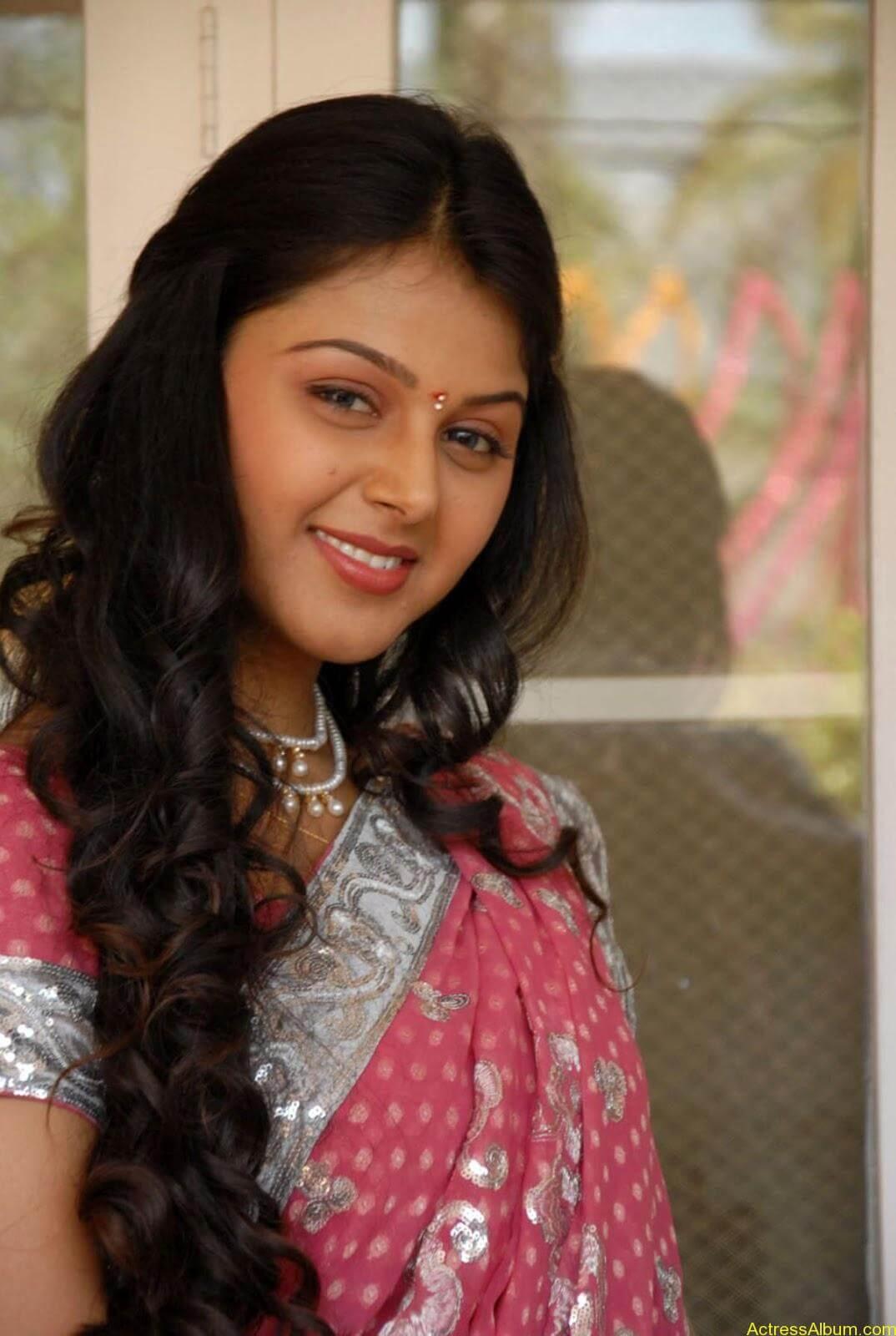 Monal gajjar Hot Saree Stills (12)