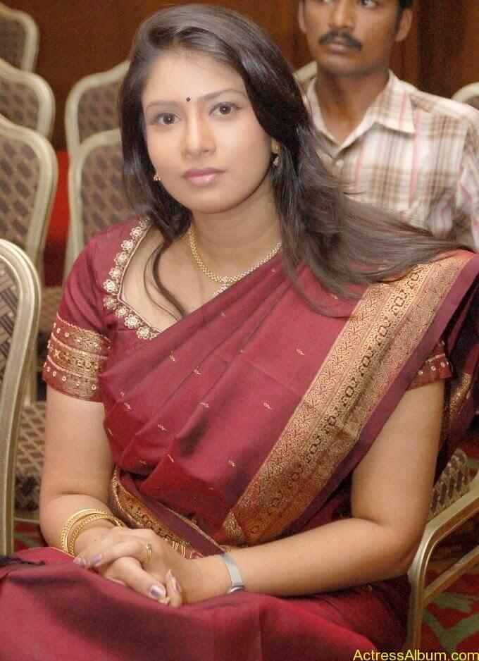 Sangavi Hot Pics In Sarees (11)