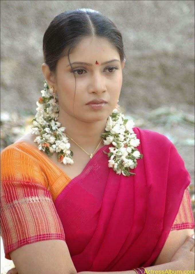 Sangavi Hot Pics In Sarees (21)
