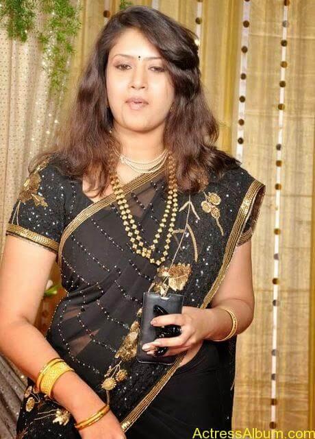 Sangavi Hot Pics In Sarees (4)