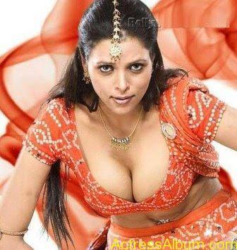 South Indian Masala Actress Cleavage and Navel Exposing Hot Gallery9