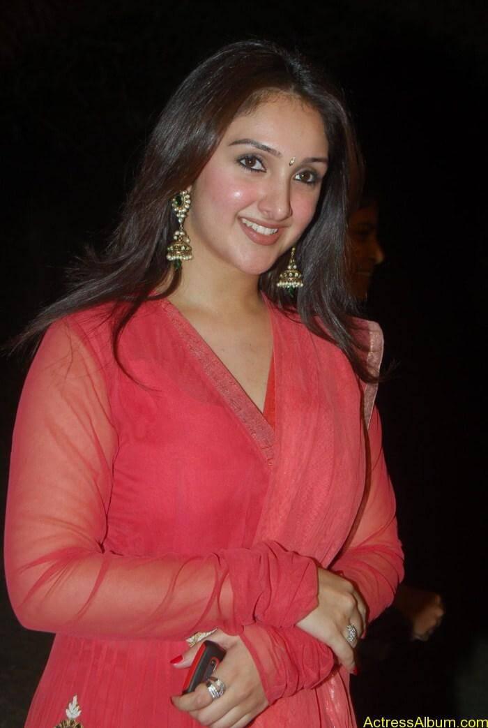 Sridevi Vijaykumar Latest Photos in Red Dress - Actress Album