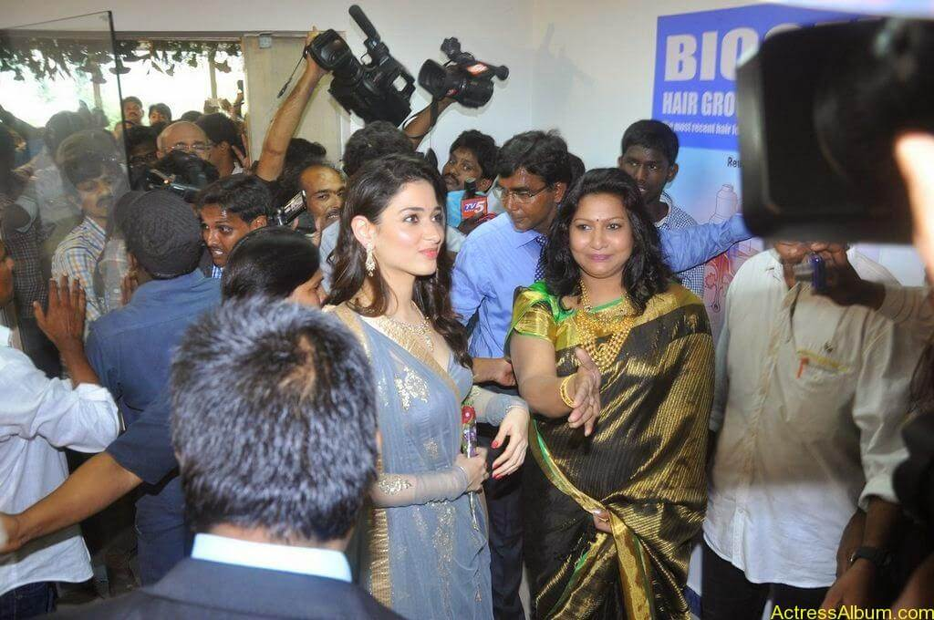 Tamanna At VCare Internation Launch (15)