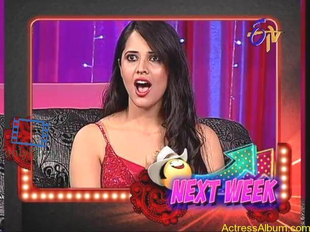 tv-anchor-anasuya-hot-boobs-show-photos-7