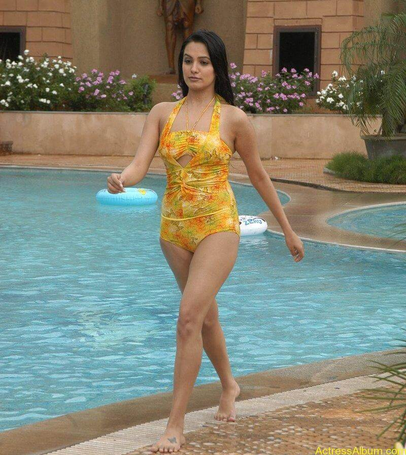 Tamil Actress Hot In Bikini