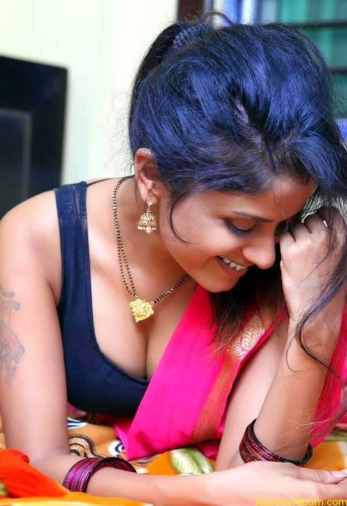 Actress Anushkriti Hot Photos - Actress Album-9524