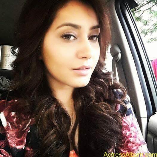 Actress Rashi Khanna Hot Dress Photos 2